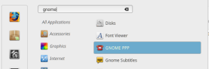 How to Install and Configure BSNL EVDO in Ubuntu or Linux Mint